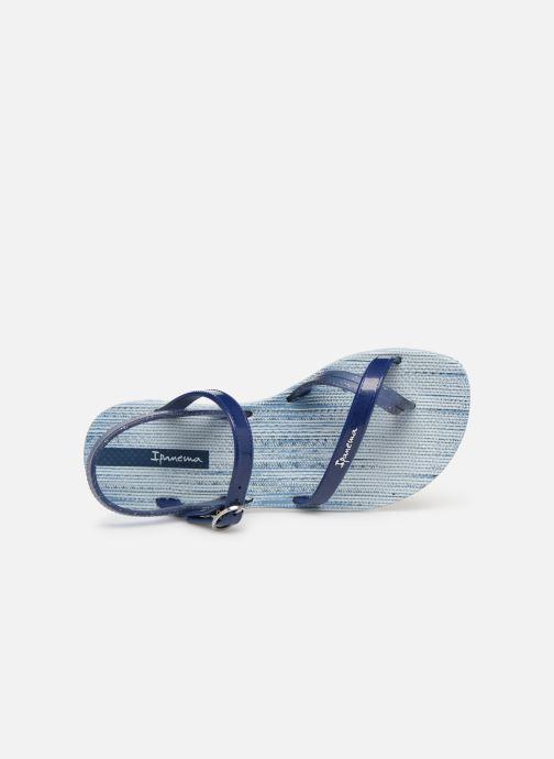 Sandali e scarpe aperte Ipanema Fashion Sandal VI Kids Azzurro immagine sinistra