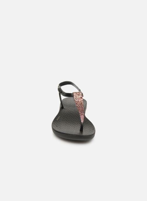 Zehensandalen Ipanema Charm Sandal Kids schwarz schuhe getragen