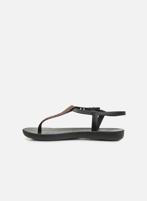 Tongs Ipanema Charm Sandal Kids Noir vue face