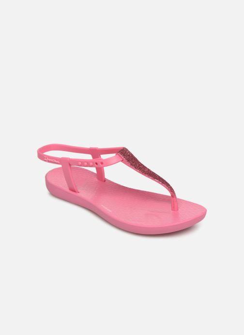 Flip flops & klipklapper Ipanema Charm Sandal Kids Pink detaljeret billede af skoene