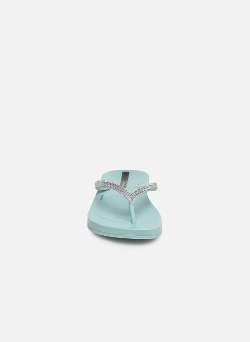 Tongs Ipanema Mesh Kids Vert vue portées chaussures
