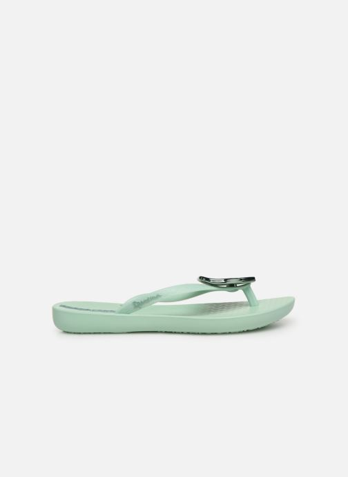 Flip flops Ipanema Maxi Fashion Kids Green back view