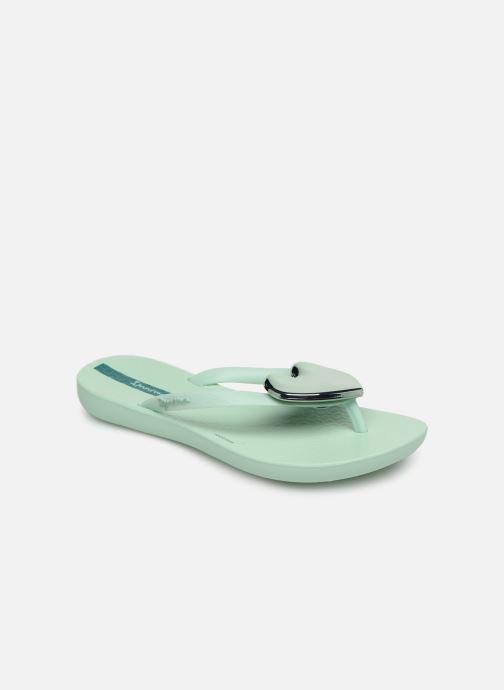 Flip flops Ipanema Maxi Fashion Kids Green detailed view/ Pair view