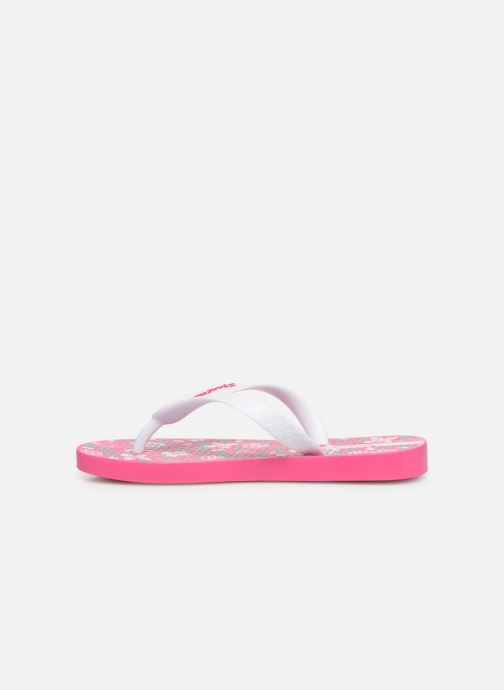 Tongs Ipanema Classic VII Kids Rose vue face