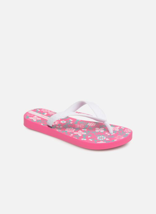 Tongs Ipanema Classic VII Kids Rose vue détail/paire