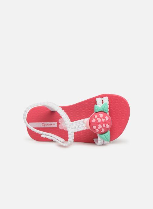 Sandali e scarpe aperte Ipanema My First Ipanema IV Baby Rosa immagine sinistra