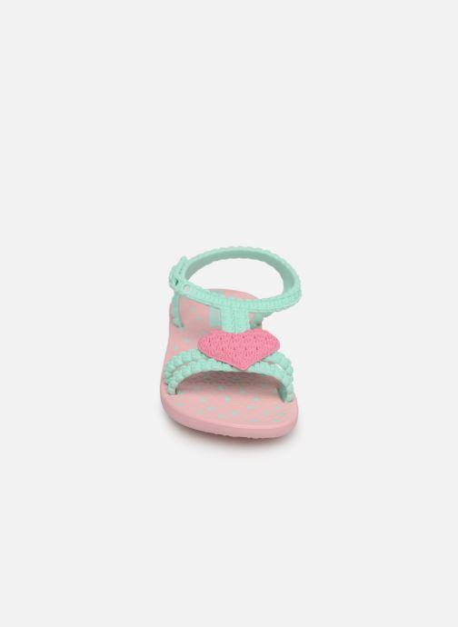 Sandalen Ipanema My First Ipanema Baby rosa schuhe getragen