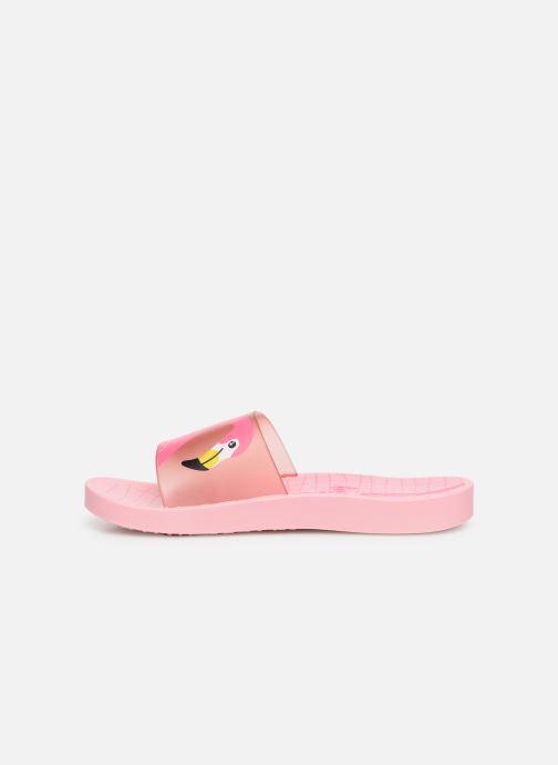 Sandales et nu-pieds Ipanema Urban Slide Kids Rose vue face