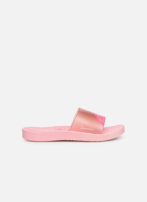 Sandales et nu-pieds Ipanema Urban Slide Kids Rose vue derrière