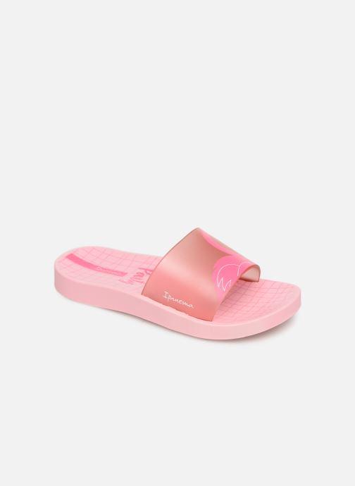 Sandales et nu-pieds Ipanema Urban Slide Kids Rose vue détail/paire