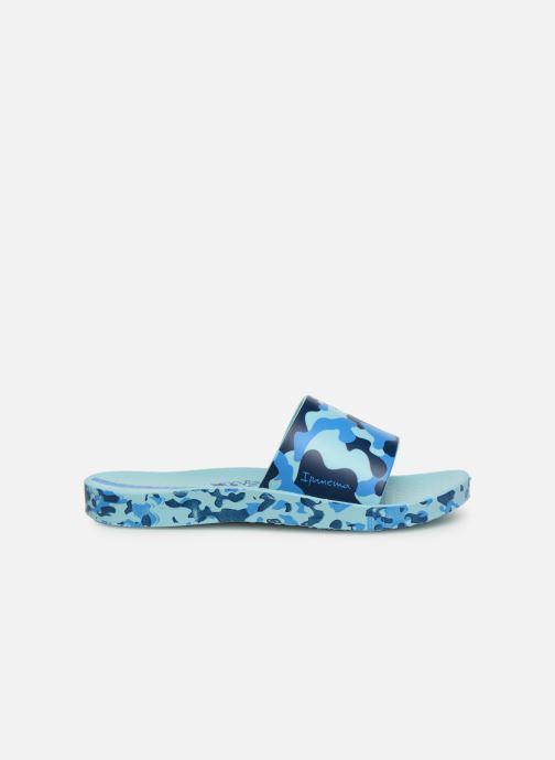 Sandales et nu-pieds Ipanema Urban Slide Kids Bleu vue derrière