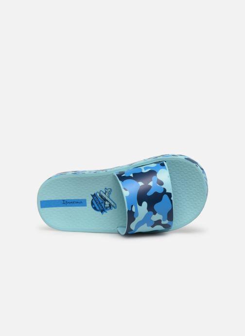 Sandalen Ipanema Urban Slide Kids blau ansicht von links