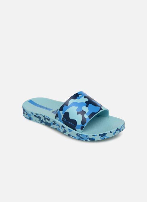 Sandales et nu-pieds Ipanema Urban Slide Kids Bleu vue détail/paire