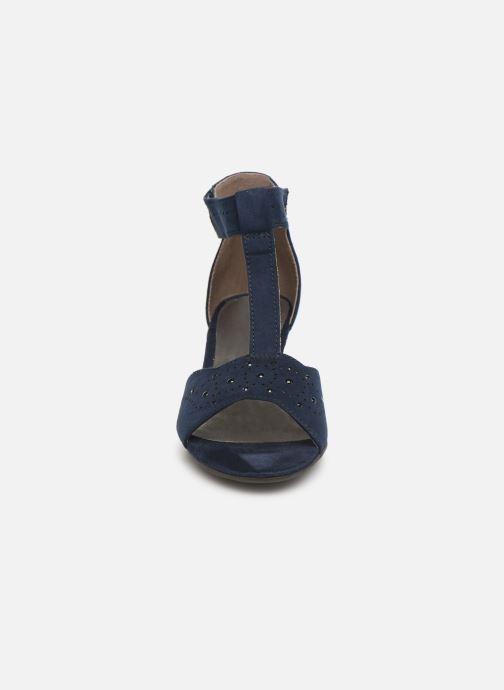 Sandales et nu-pieds Jana shoes Salma Bleu vue portées chaussures