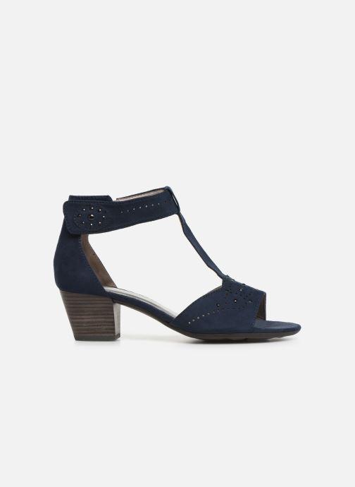 Sandales et nu-pieds Jana shoes Salma Bleu vue derrière
