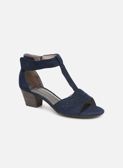 Sandales et nu-pieds Jana shoes Salma Bleu vue détail/paire