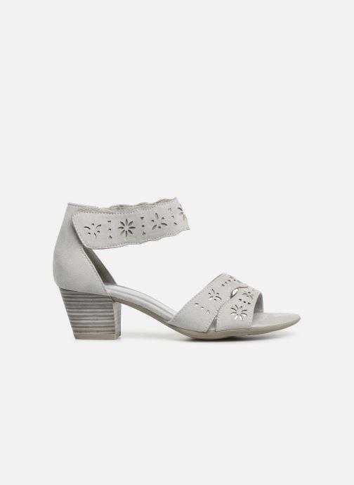 Sandales et nu-pieds Jana shoes Naomi Gris vue derrière