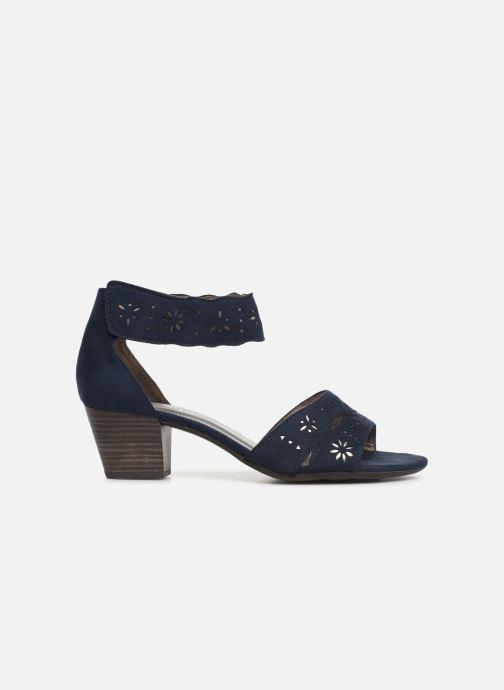 Sandals Jana shoes Naomi Blue back view