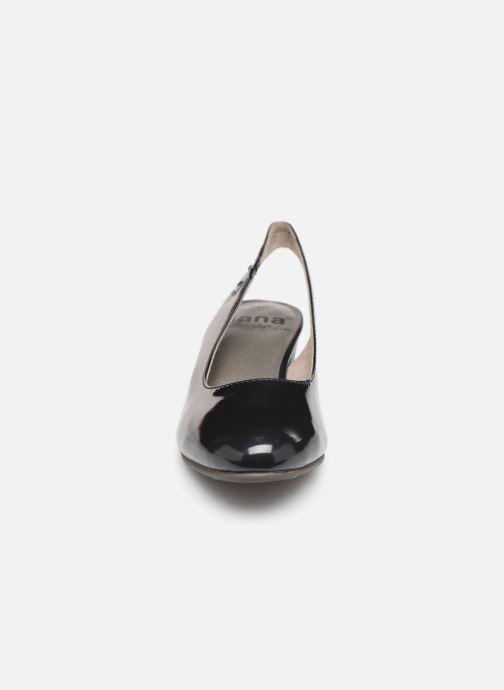 Zapatos de tacón Jana shoes Isaure Azul vista del modelo