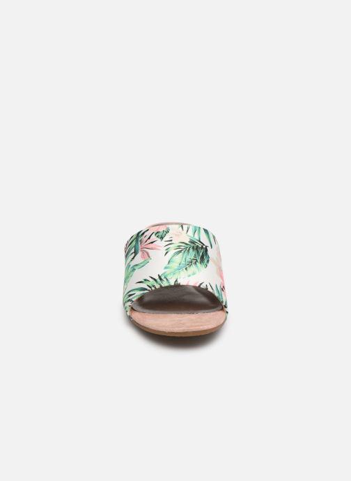 Zoccoli Jana shoes Anouk Multicolore modello indossato