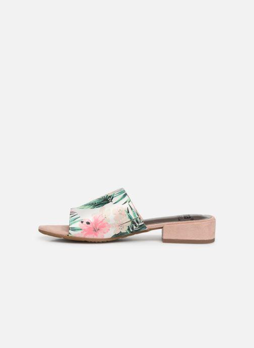 Mules et sabots Jana shoes Anouk Multicolore vue face