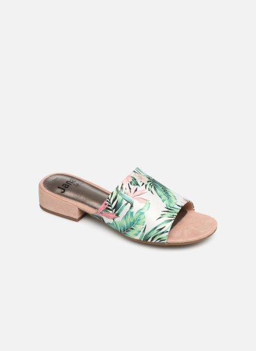 Mules et sabots Jana shoes Anouk Multicolore vue détail/paire