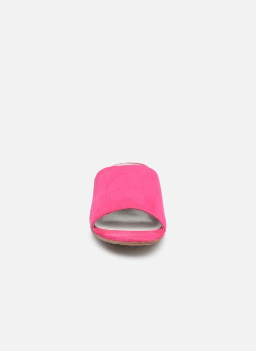 Mules & clogs Jana shoes Anouk Pink model view