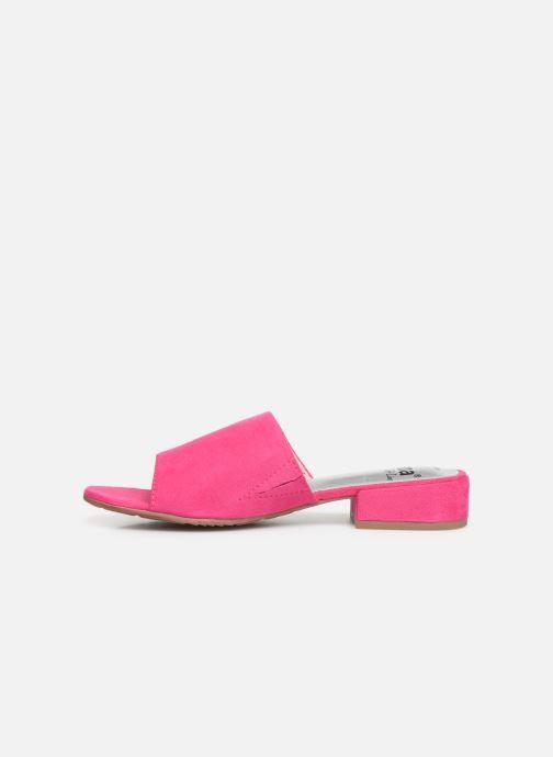 Zoccoli Jana shoes Anouk Rosa immagine frontale