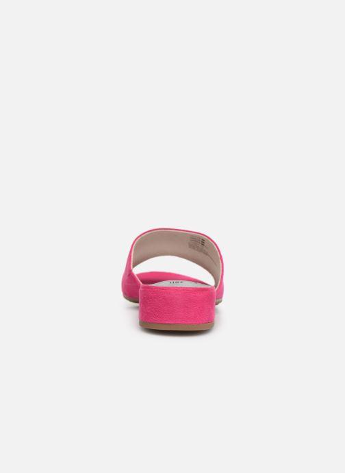 Zoccoli Jana shoes Anouk Rosa immagine destra