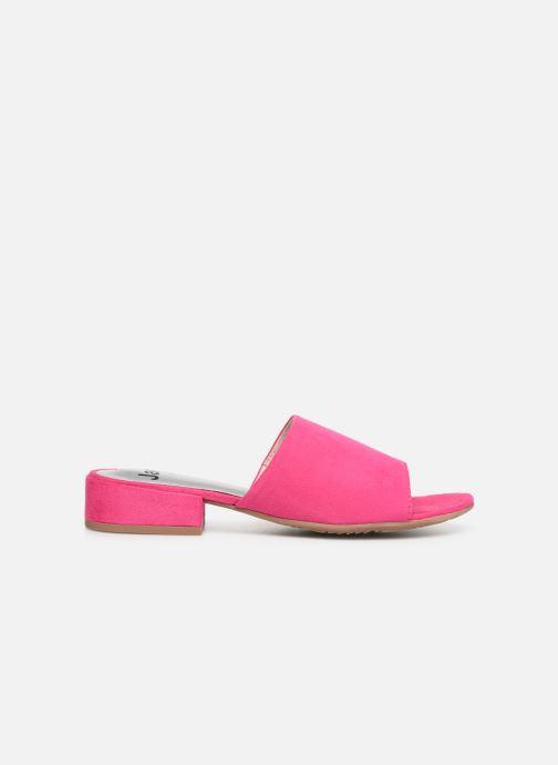 Mules & clogs Jana shoes Anouk Pink back view