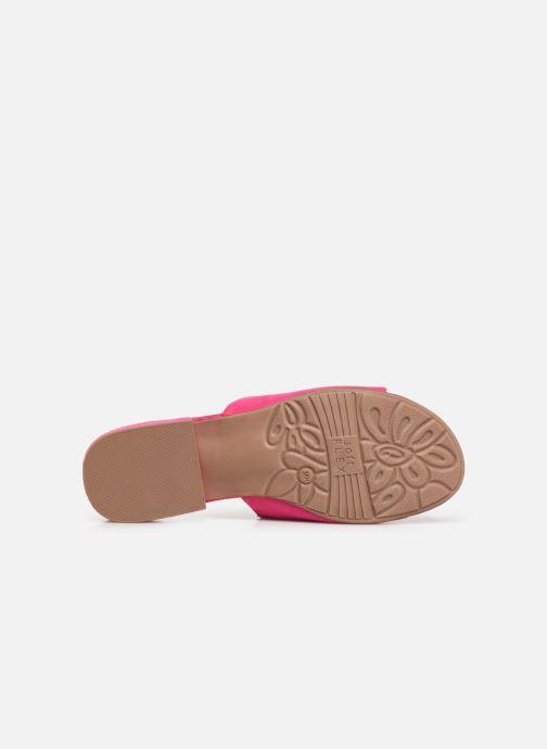 Zoccoli Jana shoes Anouk Rosa immagine dall'alto
