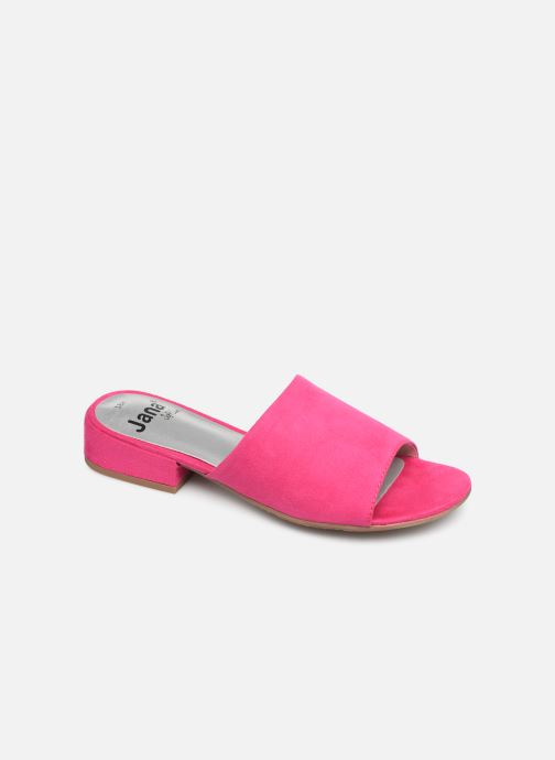 Mules & clogs Jana shoes Anouk Pink detailed view/ Pair view