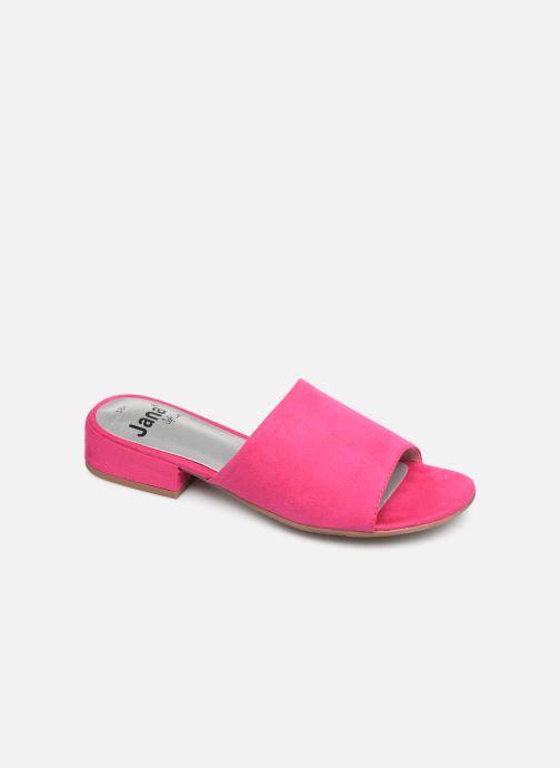 Mules et sabots Jana shoes Anouk Rose vue détail/paire