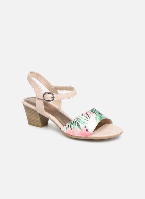 Sandales et nu-pieds Jana shoes Mia Multicolore vue détail/paire