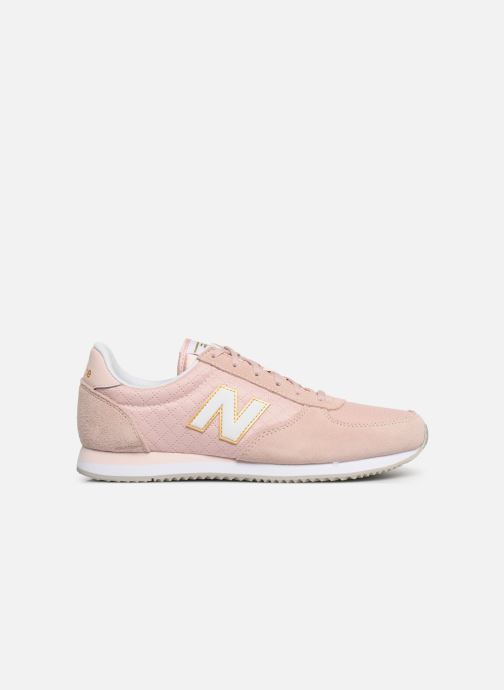 Trainers New Balance U220 W Pink back view