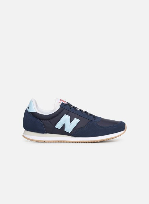 Trainers New Balance U220 W Blue back view