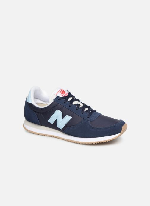 Trainers New Balance U220 W Blue detailed view/ Pair view