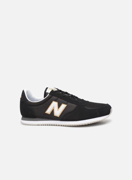Sneakers New Balance U220 W Zwart achterkant
