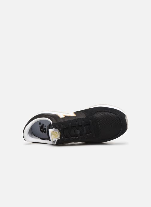 Trainers New Balance U220 W Black view from the left