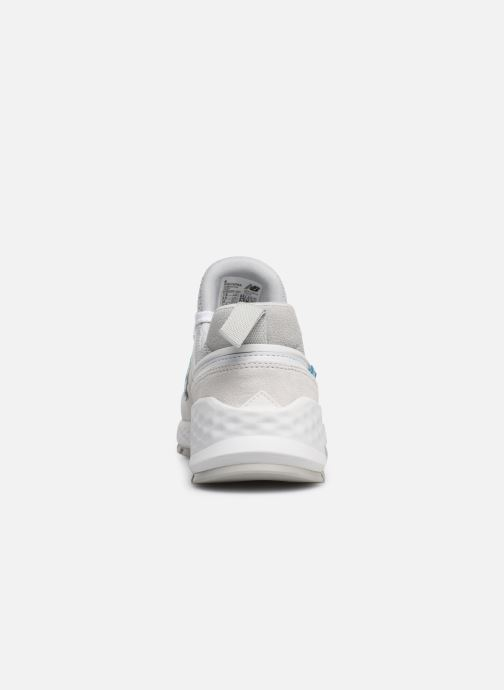 Trainers New Balance W574 White view from the right