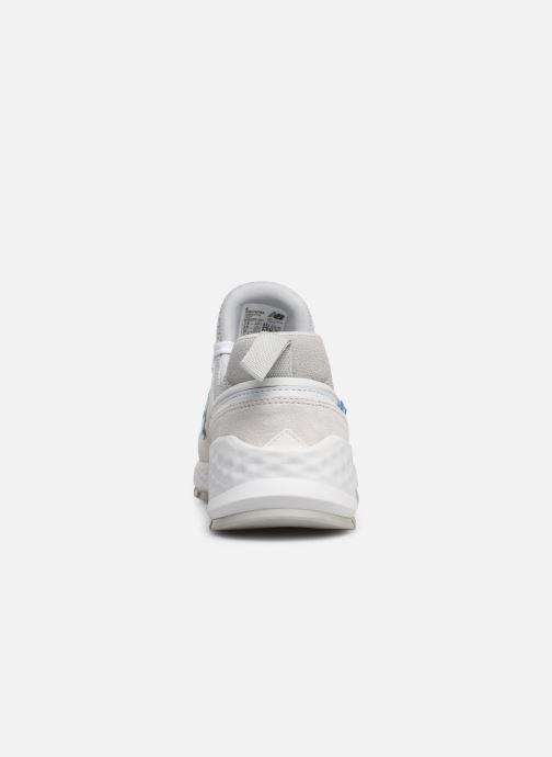 Baskets New Balance W574 Blanc vue droite
