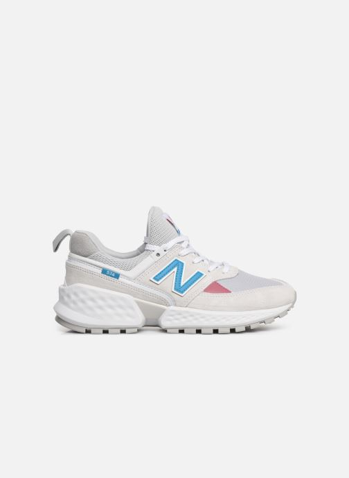 Sneakers New Balance W574 Wit achterkant