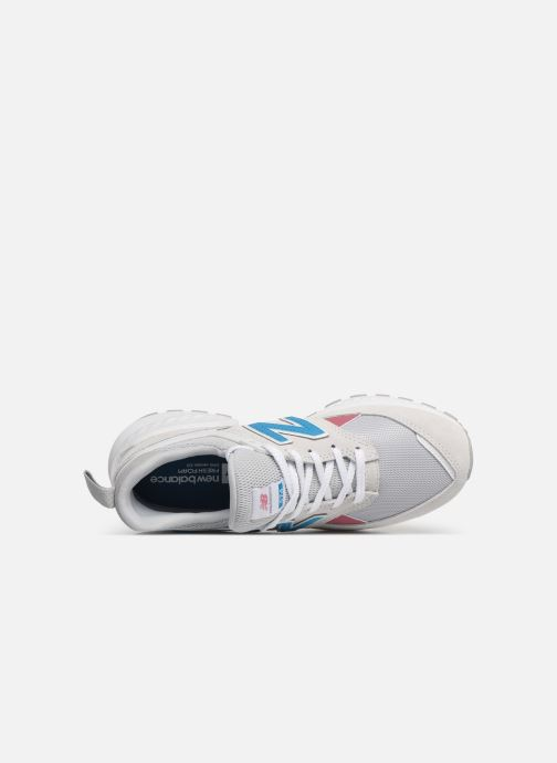 Trainers New Balance W574 White view from the left