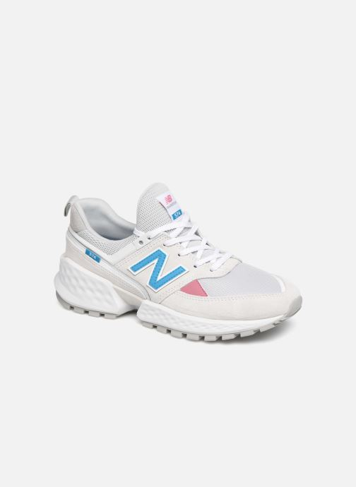 Trainers New Balance W574 White detailed view/ Pair view