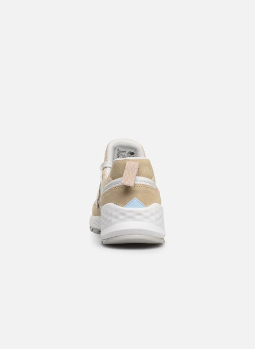 Trainers New Balance W574 Beige view from the right