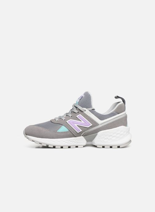 Sneakers New Balance W574 Grijs voorkant