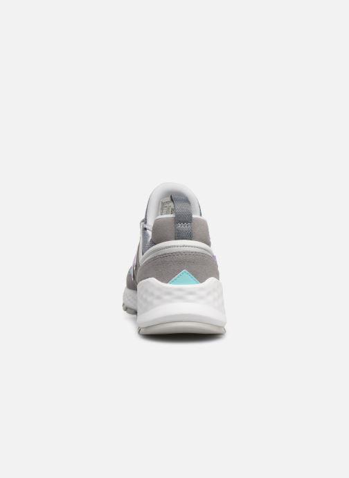 Sneakers New Balance W574 Grigio immagine destra