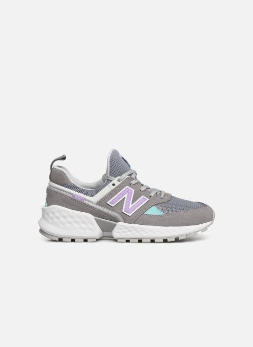 Sneakers New Balance W574 Grå se bagfra
