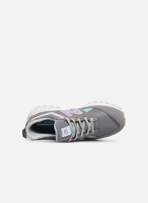 Sneakers New Balance W574 Grijs links
