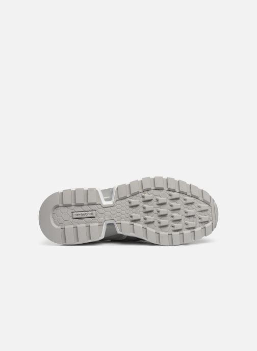 Sneakers New Balance W574 Grigio immagine dall'alto